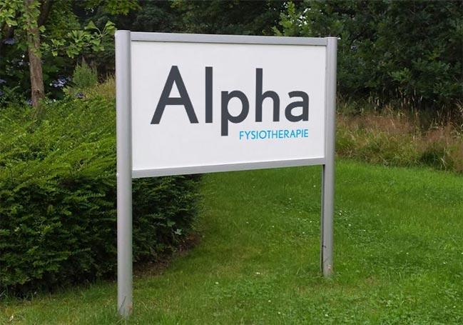 Drukkerij Kemker Beesd - Alpha Fysiotherapie