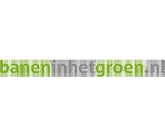 Banen in het groen