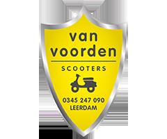 Autobelettering & Sign - Bert van Voorden Scooters