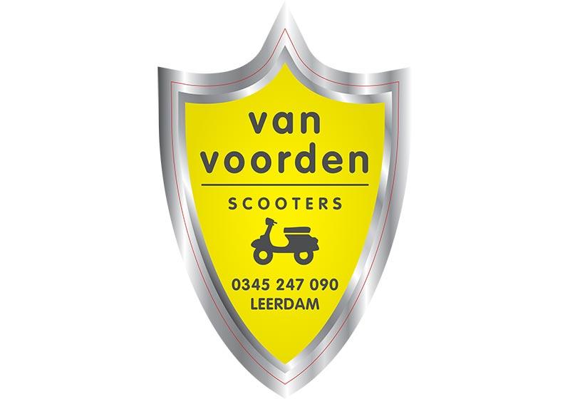 Bert van Voorden Scooters 2