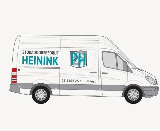 Stukadoorsbedrijf Heinink